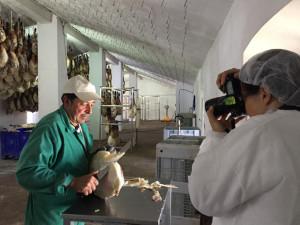 Es una gran oportunidad para las empresas cárnicas de la provincia de Huelva.