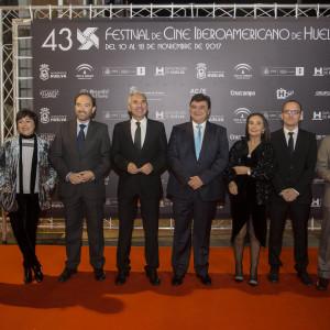 Miembros del Patronato del Festival.