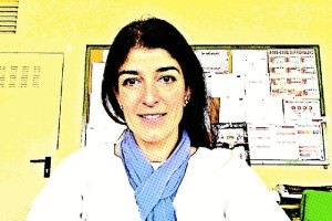 Rocío Ruiz trabaja en el el Ceip Juvenal de Vega y Relea de la capital onubense.