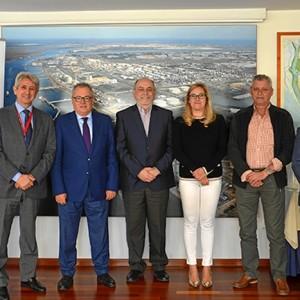 El jurado ha estado presidido por el Delegado Territorial de Igualdad, Salud y Políticas Sociales de la Junta de Andalucía en Huelva, Rafael López Fernandez.