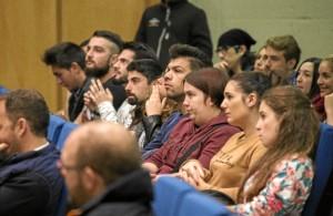 El Programa 'Arte+Joven' del IAJ apuesta por la cultura como vehículo para el fomento de valores democráticos y la promoción de la participación.