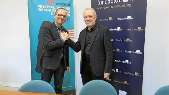 La Fundación SGAE y el Festival Iberoamericano renuevan su compromiso con los cineastas andaluces en 2017