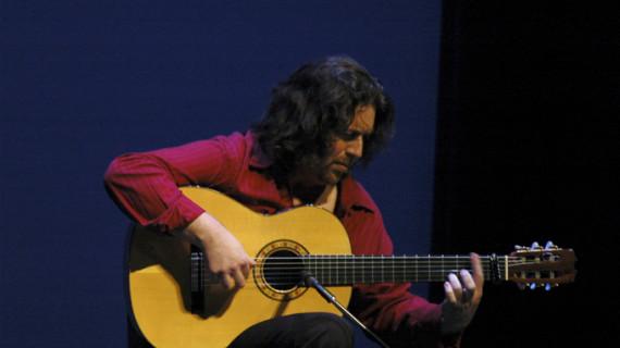 El guitarrista onubense José Luis de la Paz cierra la programación de las Fiestas de San Isidro de Madrid