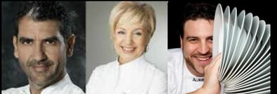 Huelva, capital de la buena mesa para los chefs Susi Díaz, Paco Roncero y Xanty Elías
