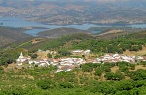 Un proyecto enclavado en el maravilloso entorno de Corteconcepción. / Foto: andalucia.org