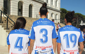 El logotipo 'Andalucía, Huella Universal' estará presente en las equipaciones.
