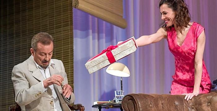 Juan Diego llega con 'Una gata sobre un tejado de zinc caliente' al Teatro de Aracena