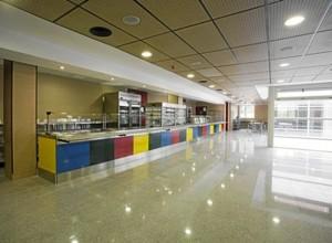 Imagen del interior de la  Residencia 'Joaquín Blume'. / Foto: Consejo Superior de Deportes.