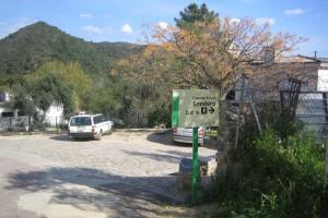 Linares y Alájar están unidos por un sendero. / Foto: Junta de Andalucía.