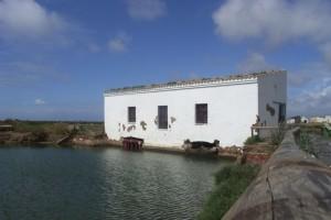 Molino Mareal de Pozo del Camino. / Foto: Junta de Andalucía.