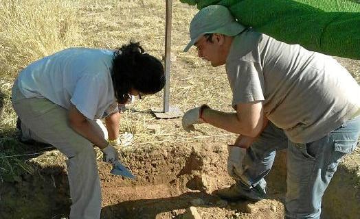 Una investigación del historiador Santiago Robles revive la desconocida ciudad hispanorromana onubense de Ostur