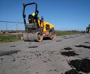 Con una extensión de 110 kilómetros, y comprende una actuación integral, de asfaltado con aglomerado en caliente.