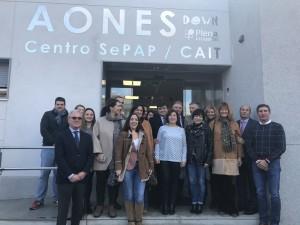 Nuevo Centro Integral SePAP de Aones Huelva.