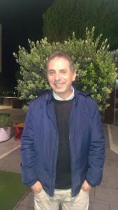 El escritor Juan Maíllo.