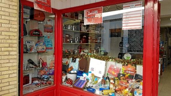 Cuatro cheques-regalo y un escaparate valorado en 1500 € serán sorteados en la campaña navideña 'Compra en Zalamea'