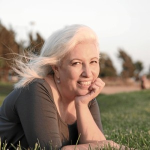 La autora María José Rodríguez Mañó.
