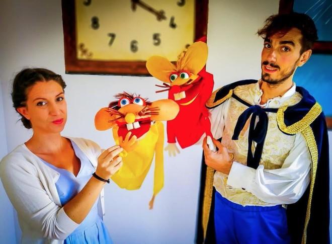 El Teatro Municipal de Trigueros acoge este viernes el musical 'En busca del zapato de Cenicienta'