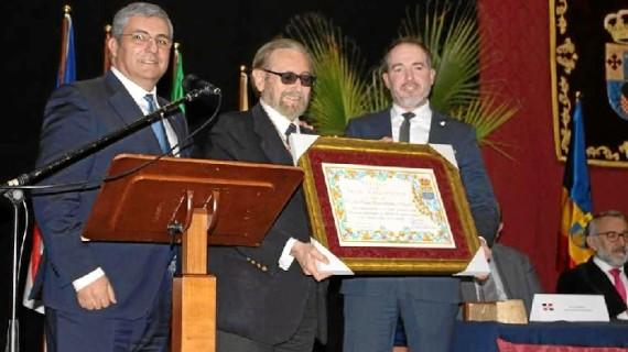 Villalba del Alcor, Premio a la Proyección Internacional de las Administraciones Locales