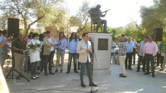 El monumento al Niño Miguel (I)