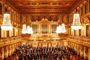 Musikverein de Viena, uno de sus lugares favoritos en los que ha tocado. / Foto: musikverein.at