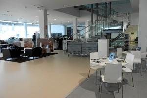 Autogotransa Huelva renueva sus instalaciones con una imagen más moderna.
