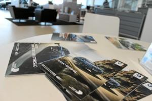 El concesionario onubense aúna las marcas de Mini y BMW en la provincia.