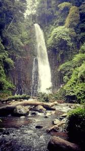 Catarata los Chorros, en Costa Rica.