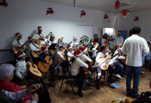Actuación en El Campillo.