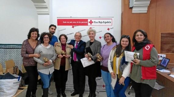 Cruz Roja Huelva reconoce el esfuerzo de voluntariado y asociados en la atención a más de 50.000 personas