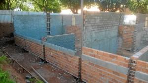 Manuel ha estudiado la posibilidad de usar materiales como los fosfoyesos para la construcción.