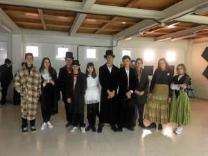 Alumnos del Colegio Montessori llevan a escena una adaptación teatral de 'Canción de Navidad'