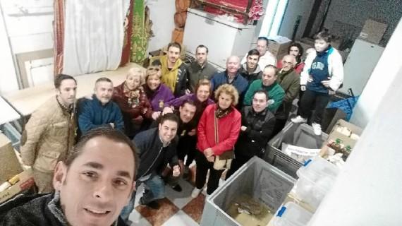 La Hermandad de la Esperanza de Huelva organiza una recogida de alimentos