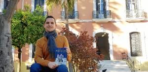 Juan Manuel Garrido Anes, autor del libro 'No quiero verte llorar'.