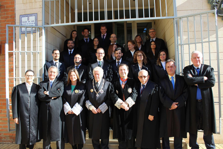 Diez nuevos abogados se incorporan al ejercicio de su profesión en Huelva
