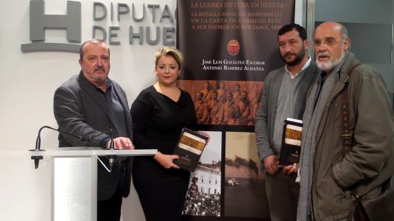 'La guerra de Cuba en Huelva' aporta testimonios inéditos sobre el combate naval en el marco del 525 Aniversario