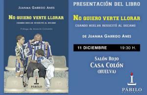 Portada del libro de Juan Manuel Garrido Anes.