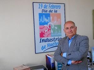 Rafael Eugenio Romero, gerente de Aiqbe.
