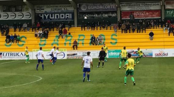 El Atlético Onubense afronta con vitola de 'final' su partido de este sábado (18:30) ante el Gerena