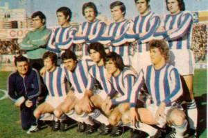 Comienzan los actos conmemorativos del 40 aniversario del primer ascenso del Decano a Primera División.