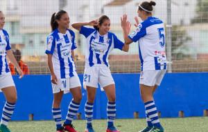 La presidenta del Sporting confía en que el equipo vaya a más en la segunda vuelta. / Foto: www.lfp.es.
