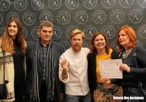Quesería Dehesa Dos Hermanas y El Sequillo se han alzado con las menciones del jurado en el Premio al Mejor Queso, y Doñana Visitas con la mención del Jurado en el Premio a la Mejor Experiencia Turística.