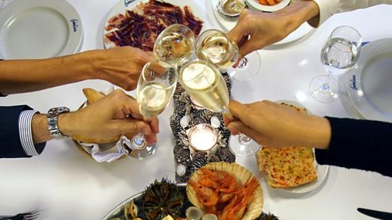 ¿Estás preparando tu cena de Nochebuena? Los productos de Huelva no pueden faltar en tu mesa