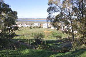 Vista desde el Conquero. / Foto: Plataforma Parque Moret.