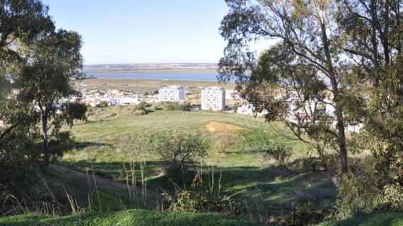 Mirador del Conquero y laderas: atalayas de Huelva