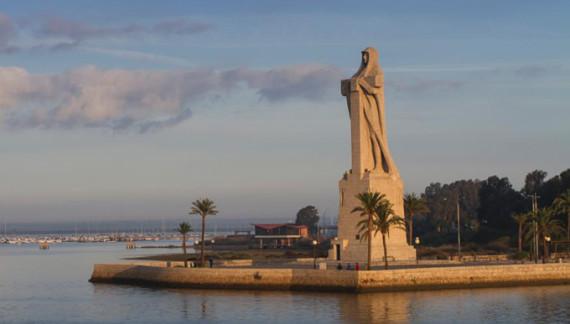 Las obras de rehabilitación del Monumento a Colón comenzarán en las próximas semanas