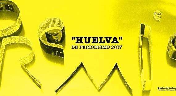 Convocadas las bases del Premio 'Huelva' de Periodismo 2017