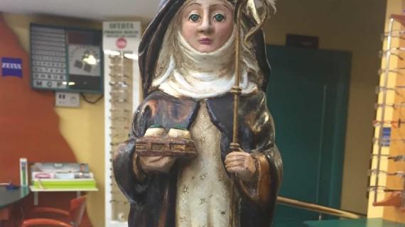 Santa Lucía y Santa Otilia