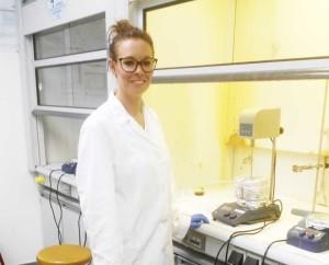 Silvia ha realizado dos estancias de investigación en diferentes puntos de Europa y ahora prepara su tesis doctoral.