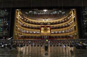 Forma parte de la plantilla del Teatro Real. / Foto: teatro-real.com