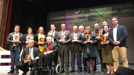 Óptica Santa Otilia, Diego Guerrero y Ruth Ortiz, entre los reconocidos con las 'Uvas de la SER'